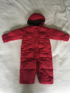 Baby Gap Infant Snowsuit