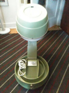 New but old never used Sears portable plug in hair dryer