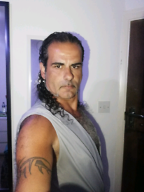 Zeus Italian masseur