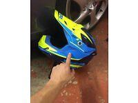 Msr motocross helmet mx