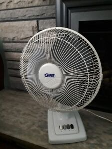 3 Speed Twelve Inch Fan