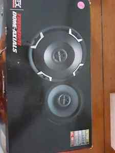 Mtx audio car speakers