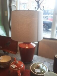 New Table Lamps at 50% OFF