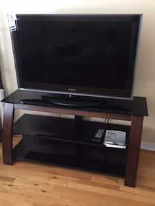 Toshiba 42 inch TV and stand