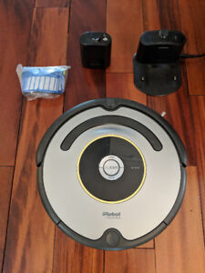iRobot Roomba 630 - basically brand new only used 3 times!