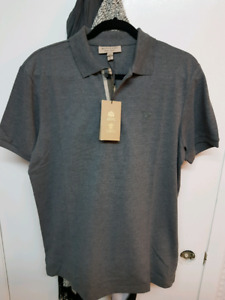 Authentic Burberry Polo Shirts XL 3 colours