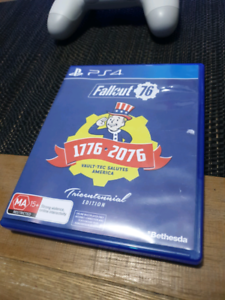 New Fallout 76 ps4 swap or sale