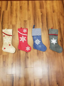 Christmas stockings 21 Inch(5 dollar each)