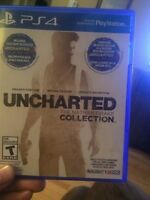 Uncharted: The Nathan Drake Collection. (PS4) trade or sell
