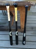 Wooden baseball bats youth KR3 & SAM BAT