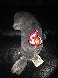 Slippery beanie baby still has tags price firm London Ontario image 1