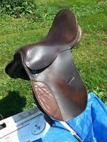 English Saddle