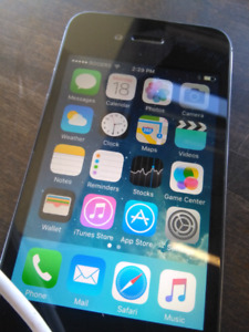 IPhone 4 32gb Rogers Chatr