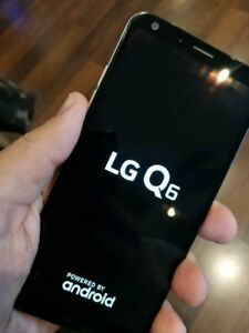 LG Q6 FREEDOM moible LTE READY