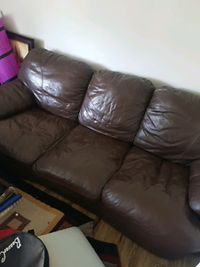 Love seat and full couch 200