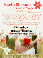 Earth Blossom Prenatal Yoga