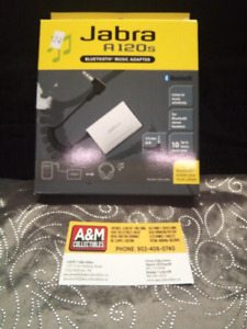 Jabra A120s Bluetooth music adapter
