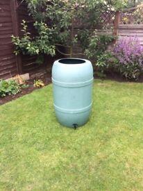 Plastic Rainwater butt