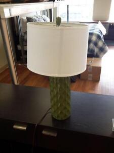 *** USED *** ASHLEY SYNDA LAMP (2/CN)   S/N:51171138   #STORE219