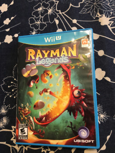 Rayman Legends for Wii U