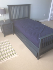 Boy's bed set from Bunk House