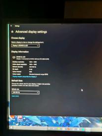 BenQ zowie 240hz gaming monitor