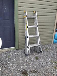 17' Multitask Ladder