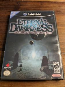 Eternal Darkness Sanity Requiem Game Cube