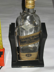 Johnnie Walker Black Pouring Stand