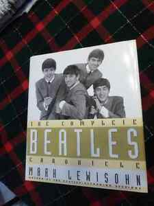 The Complete Beatles Chronicle (Hardcover) by Mark Lewisohn