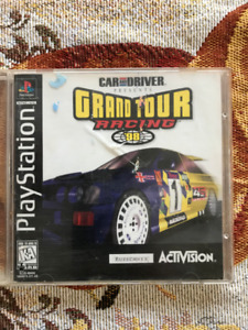 Playstation Game - Grand Tour Racing 98