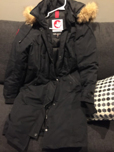 Manteau d'hiver Super Triple Goose