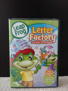 Leap Frog learning disks for early reading skills
