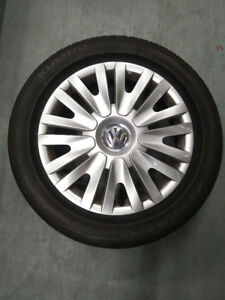 "15"" VW hubcaps wheel cover"