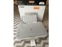 Virtually new printer scanner copier