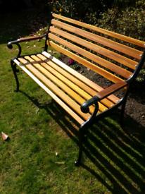 Stylish Garden Bench. £240