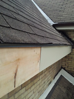 Fascia Repair & Installation
