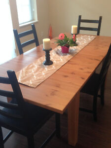 Ikea Stornas Extendable Dining Table for Sale