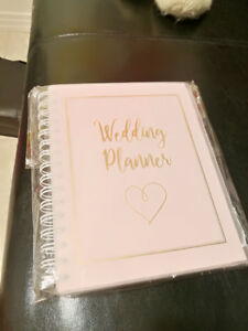 Wedding planner, new