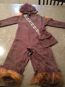 Chewbacca toddler 2 ans West Island Greater Montréal image 2