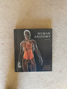 Pearsons Anatomy 7th edition textbook