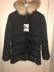 Pajar Men's Down Parka, Brand New, Size S/M (never worn, tags an