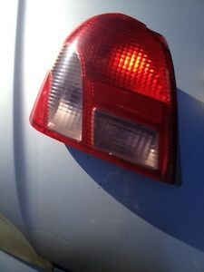 Toyota Echo taillight (driver side)