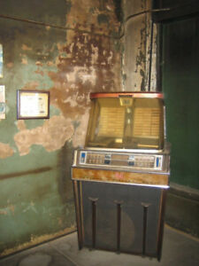 jukebox juke box ami rock ola seeburg wurlitzer