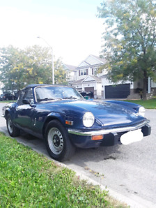 1972 triumph spitfire *with saftey* OBO/trade for truck
