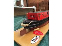 Radio controlled boat