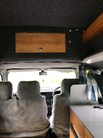 VW T4 campervan High top full accessories