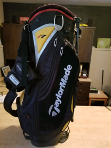 TaylorMade R7 Carry Stand bag