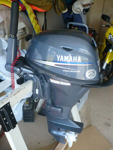 14 Ft LUND Boat and trailer with 15 hp Yamaha Motor (4 Stroke)