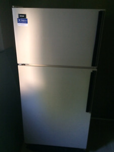 Hot point fridge delivery available